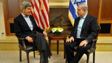 kerry Netanyahou Jeru 22 juin 2013