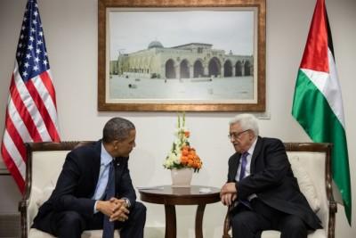 Obama Abbas