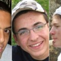 Victimes kidnapinhg israel