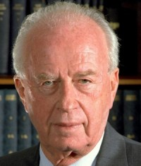 Rabin - portrait officiel